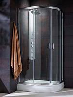 Душевая кабина Radaway Dolphi Premium 900х900х1900 (30403-01-01)