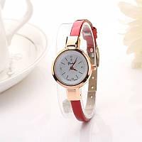 Женские наручные часы, Красный