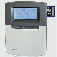 Контроллер для гелиосистем (солнечных коллекторов) СК1168 (для 5-ти баков-накопителей)