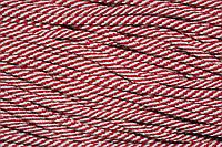 Шнур 5мм спираль (100м) красный+белый, фото 1