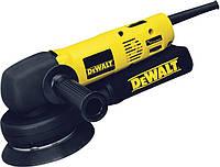 Эксцентриковая шлифмашина DeWalt DW443