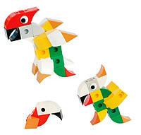 Конструктор Gigo В мире животных. Попугай (7259)