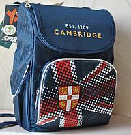 Школьный ранец 1 Вересня Кембридж. Новая коллекция