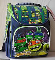 Школьный ранец 1 Вересня Черепашки Новая коллекция