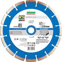 Алмазный отрезной диск по бетону Distar 1A1RSS/C3-W 230x2,6/1,8x22,23-16-ARP 38x2,6x8+2 R105 Classic