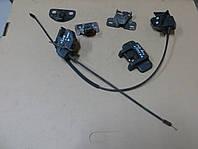 Комплект замков/защелок задней двери Renault Kangoo (2008-2013)