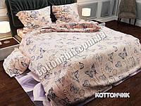 """Ткань для постельного белья Бязь """"Gold"""" Lux GL395 (50м)"""