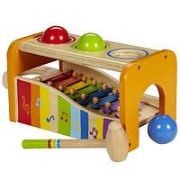 Ксилофон с шариками, E0305