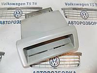 Ящик передней консоли VW Volkswagen Фольксваген Транспортер 5 2003-2010