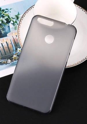 Силиконовый чехол для Oukitel U20 Plus мокрый асфальт, фото 2