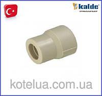 Kalde (белая) муфта редукционная Ø25х20 ВН
