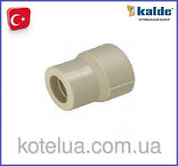 Kalde (белая) муфта редукционная Ø32х25 ВВ