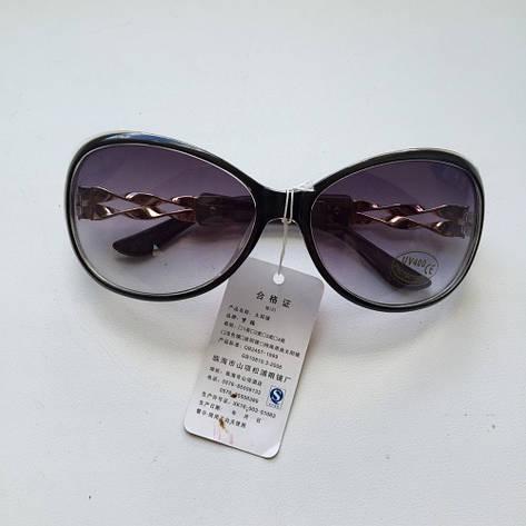 Окуляри жіночі сонцезахисних, фото 2