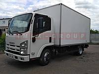 Автомобиль грузовой ISUZU NMR 85 L промтоварный фургон, фото 1