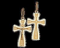 Золотой крестик Свято-Кирилло-Мефодиевский