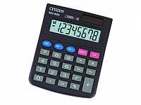 Калькуляторы бухгалтерские Citizen SDC-805BN черный 8 разряд, 102х131х18,5, пласт корп, пласт кн