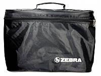 Сумка Zebra_ткн 2720 черный черная