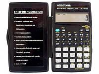 Калькуляторы инженерные Assistant АС-3252 микс 12 разряд, 228 функций, 140х81х14