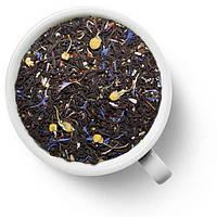 Чай черный ароматизированный с льном