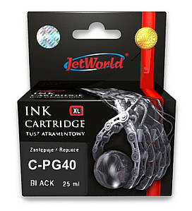 Картридж Canon PG-40 JetWorld