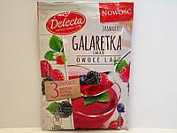 Желе Galaretka Delecta со вкусом лесных ягод 75 г