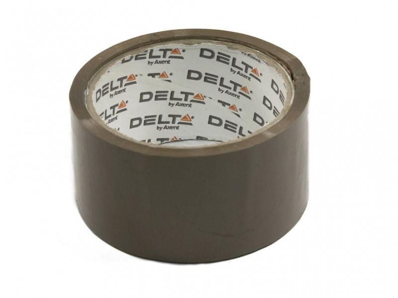 Скотч упаковочный Delta 3031-02 коричневый 48ммх50ярд 40мкм
