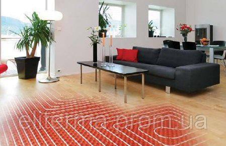 Використання теплої підлоги в приміщеннях