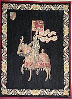 Французские гобелены (Рыцарь на темном фоне), фото 1