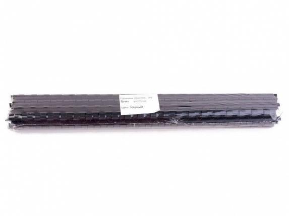 Пружина пластиковая Agent 1308725 черный 8мм/25шт/уп, фото 2
