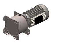 Гидравлический блок питания OMFB без установки для фильтра