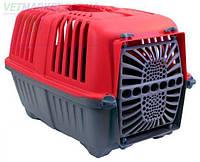 MPS Pratico 1 (пластиковые двери)-переноска для животных до 12кг (48*31*33см)