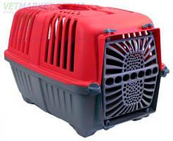 MPS Pratico 1 (пластиковые двери)-переноска для животных до 6кг (48*31*33см)