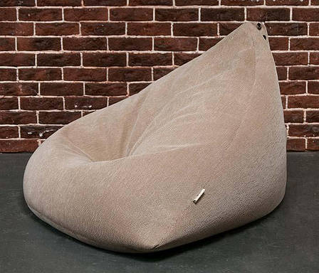 Кресло-пирамида, рогожка (размеры: S, M, L), фото 2