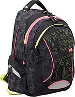 Рюкзак подростковый YES! Т-24 Neono, 42*32*23см