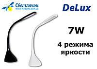 Настольная светодиодная лампа 7W DELUX TF-120