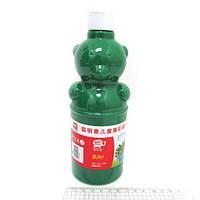 Краска Tempera 520ml зеленая