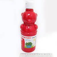 Краска Tempera 520ml красная
