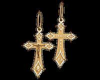 Золотой крест Кирилло-Мефодиевский