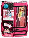 Шафа валізу Барбі Рожевий Barbie Fashionistas Closet DMT57, фото 10