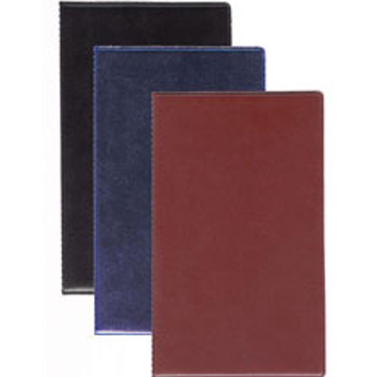 Папка для счета официанта Panta_Plast 0300-0028-01 черный 115х195мм винил
