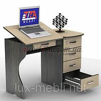 Прямі комп'ютерні столи