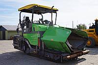 Продам асфальтоукладчик гусеничный Vogele SUPER 1600-2 (№1668).