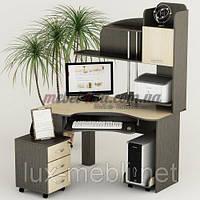 Кутові комп'ютерні столи