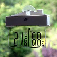 Цифровой термометр - гигрометр