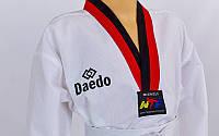 Добок кимоно для тхэквондо WTF Daedo  (110-160см)