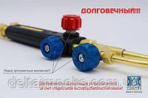 Газовый резак ДОНМЕТ Р1 143 6/6 универсальный ацетилен, пропан, фото 2