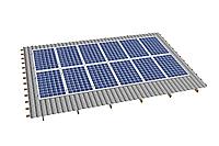 Система креплений для скатной крыши SolarSK на 12 модулей
