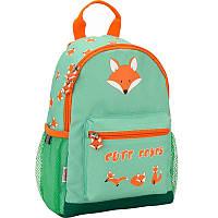 """Детский рюкзак (дошкольный) Cute Foxes K17-534XS-2, ТМ """"Kite"""""""