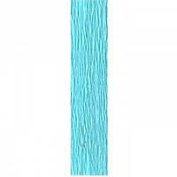 Набор гофрированной бумаги Interdruk 990770 лазурный 50х200 см №20