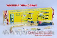 Газовий різак ДОНМЕТ Р1 143 ацетилен, пропан, універсальний, фото 3